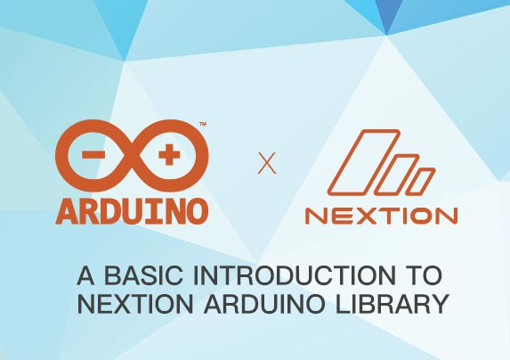 Arduino Nextion HMI display library